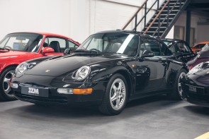 Porsche 993 Targa Manual for sale at JZM - JZM Porsche