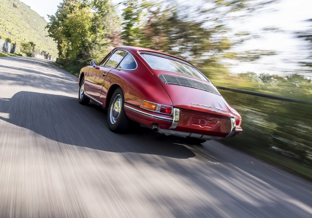 Restored and ready to drive: Porsche Museum showcases its